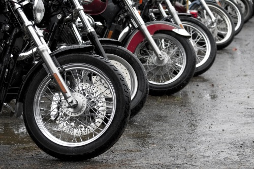 Motorcycle-fundraiser